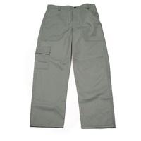 Spodnie z haftem komputerowym