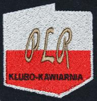 PLR Klubo-kawiarnia - haft komputerowy