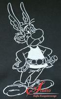 Asterix - haft komputerowy
