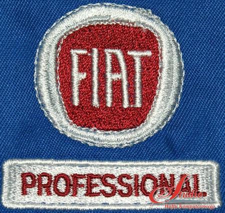 Fiat - haft komputerowy