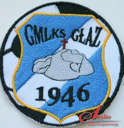 GMLK Głaz - haft komputerowy