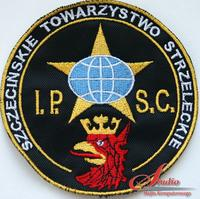 IPSC Szczecin - haft komputerowy