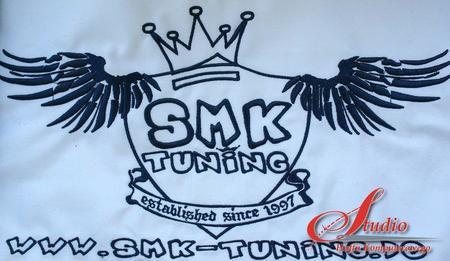 SMK Tuning - haft komputerowy
