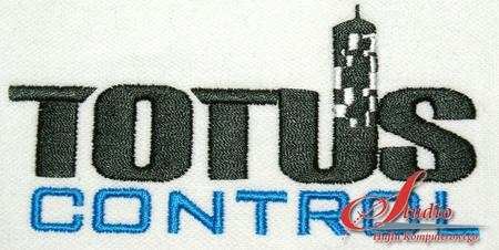 Totus Control - haft komputerowy